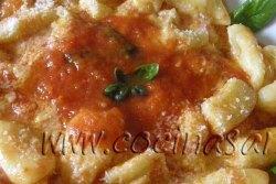 Ñoquis caseros con la receta original italiana