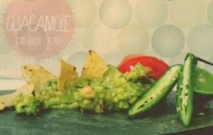 Guacamole Mexicano auténtico con Queso Fresco, casero y fácil