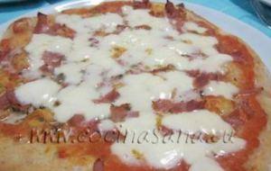 Cómo hacer Masa de Pizza con la Máquina del Pan