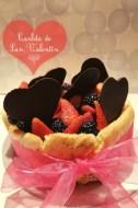 Cómo hacer Cremoso de Caramelo para una Carlota de San Valentín