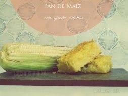 Pan de Elote: Receta mexicana de pan de Maíz
