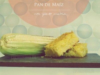 Receta mexicana de pan de Maíz