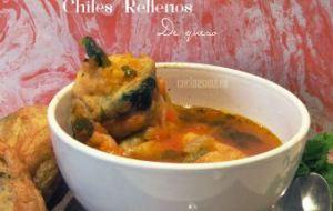 Chiles rellenos de Queso: receta original