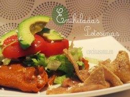 Cómo preparar Enchiladas potosinas: Receta típica mexicana