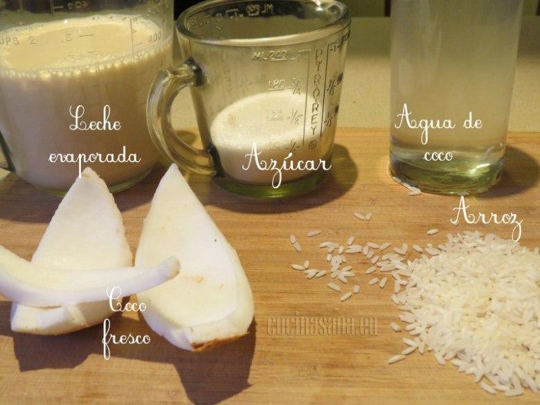 Los ingredientes básicos necesitar