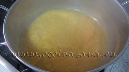 Cocinar la Calabaza