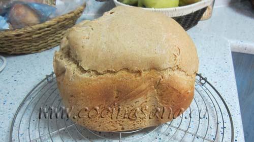 Colocar en la Máquina de Pan