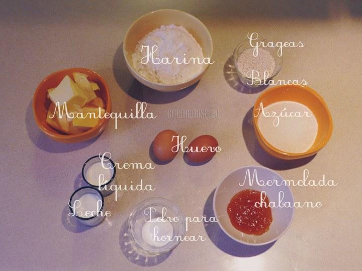 Los ingredientes que necesitas