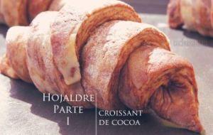 Cómo se hacer Hojaldre de chocolate para Croissants [Receta con Video]