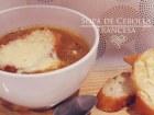 Cómo preparar Sopa de Cebolla al estilo francés