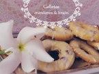 Cómo preparar Galletas de Arándanos y Limón: Receta completa con fotos