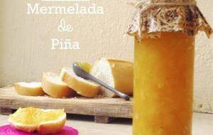 Cómo preparar Mermelada de Piña casera