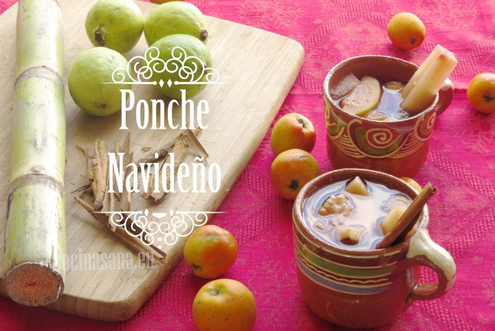 Ponche Navideño con Tejocote