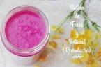 Batido de Fresa y Betabel contra la Anemia: Cómo prepararlo