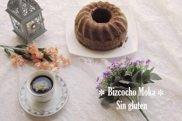 Bizcocho de Moka