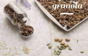 Granola Casera: Receta de Cómo hacer Granola en casa