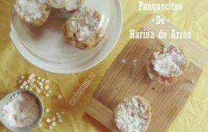 Panquecitos de Harina de Arroz Sin Gluten: Dulce para celíacos