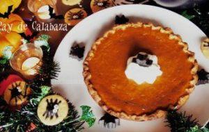 Pay de Calabaza: Receta para Halloween