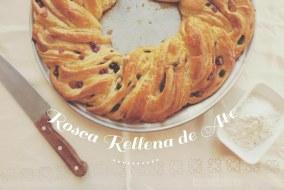 Rosca Rellena de Ate (dulce de fruta): receta completa
