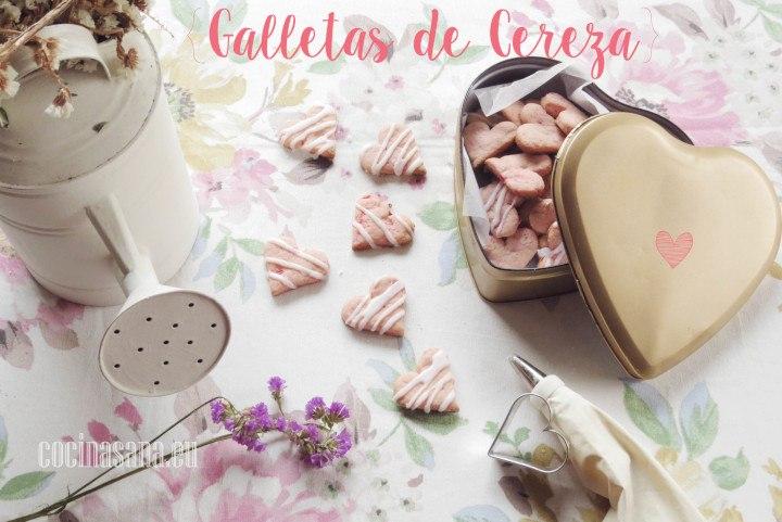 Galletas de Cereza