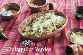 Chilaquiles Verdes: Receta original mexicana