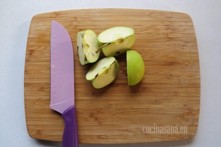 Picar las Manzanas