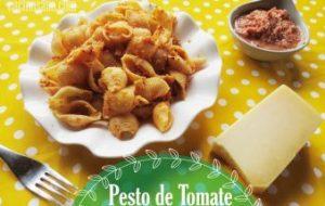 Pesto de Tomate con Macadamias: Salsa rápida y deliciosa para la pasta