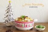 Arroz Navideño: Receta fácil y especial para Navidad
