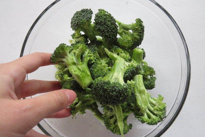 Agregar brocoli