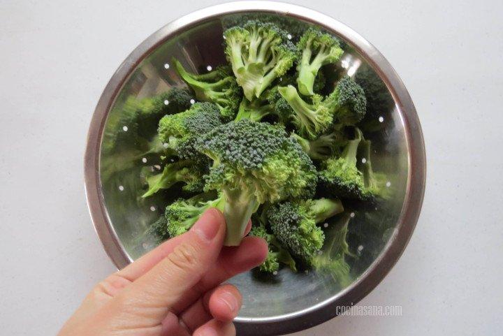 Floretes de brocoli