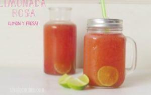 Limonada de Fresa: refrescante y deliciosa bebida muy fácil de hacer