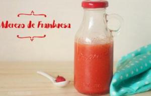 Aderezo de Frambuesa: Receta fácil de salsa o aliño para ensaladas