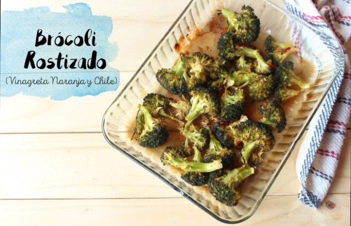 Cómo preparar brócoli rostizado