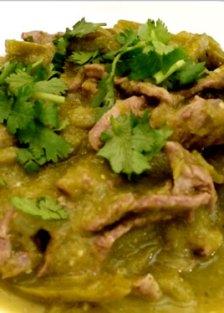 bisteces-en-salsa-verde