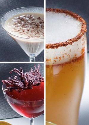 bebidas para brindar