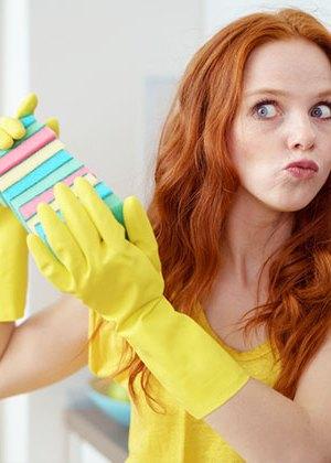 10 diferentes usos para las esponjas de cocina que no imaginabas
