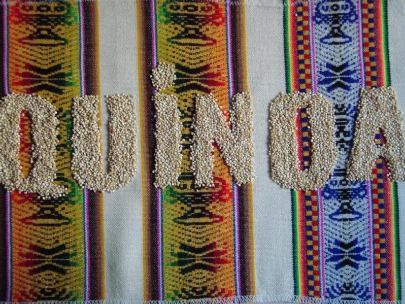 Risotto de quinoa con pesto