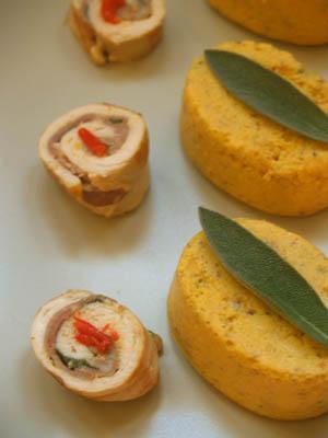 flans de carottes à la sauge 2 © cocineraloca.fr