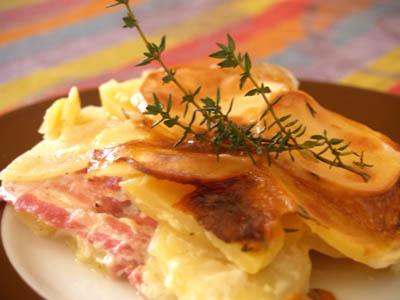 gratin de pommes terre1 © cocineraloca.fr