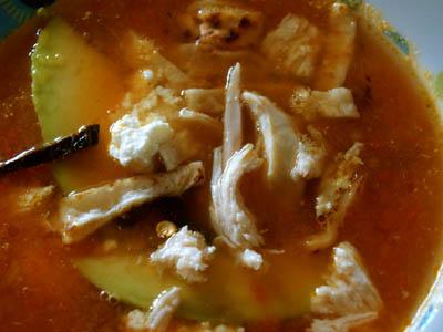 sopa azteca 2 © cocineraloca.fr