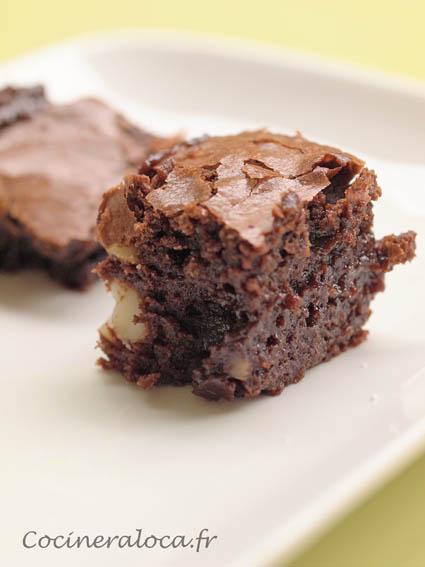 Brownie aux noix de macadamia