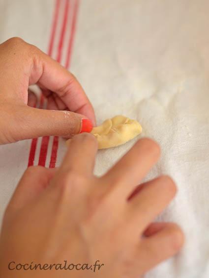Les mains de Létitia ©cocineraloca.fr