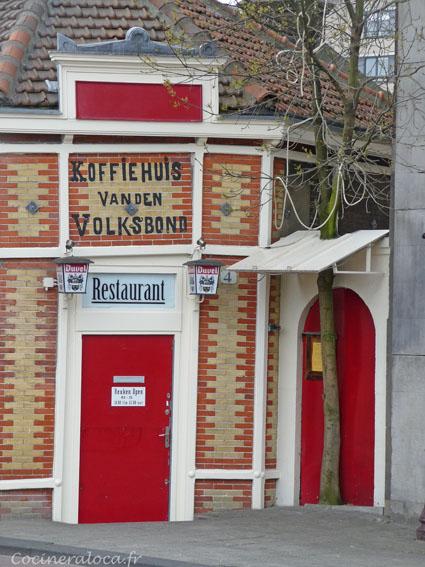 resto rouge Amsterdam  ©cocineraloca.fr