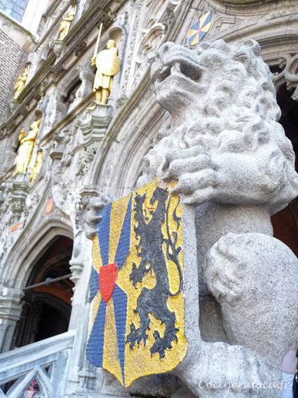 lion bruges ©cocineraloca.fr