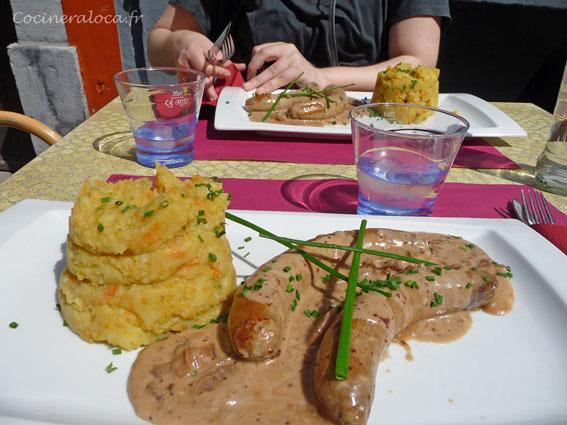 stoemp saucisses ©cocineraloca.fr