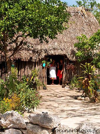 casa maya ©cocineraloca.fr