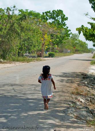 niña maya ©cocineraloca.fr