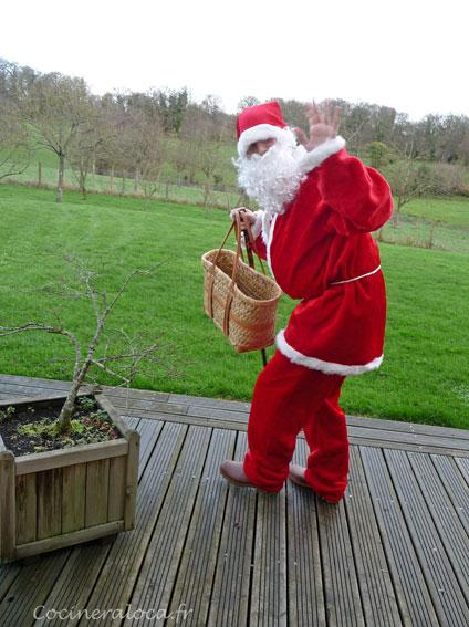 Au revoir père Noël ©cocineraloca.fr