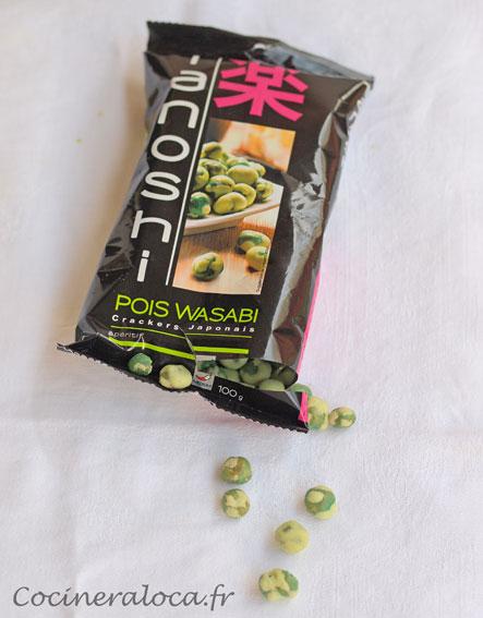 pois wasabi ©cocineraloca.fr