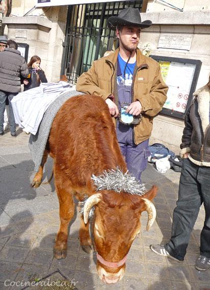 vache carnaval ©cocineraloca.fr